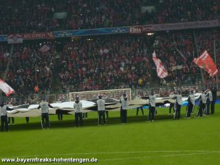FC Bayern - Arsenal London